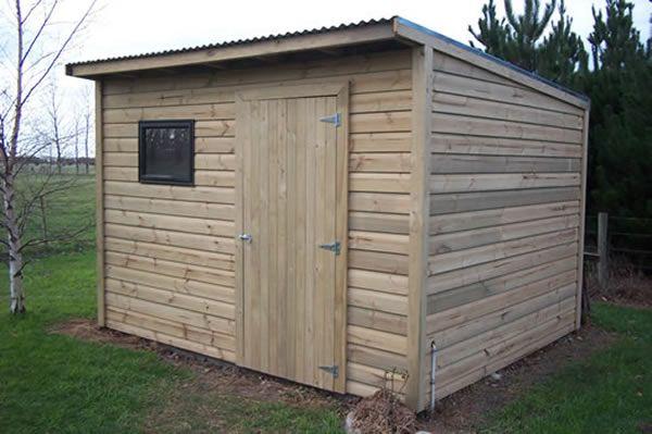 Flat Roof Sheds Farm Ideas Wooden Sheds Flat Roof