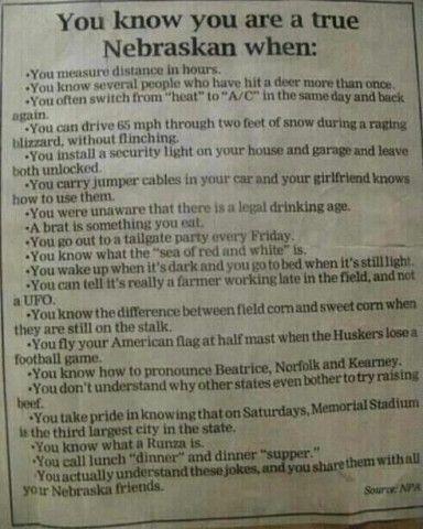 Nebraska dating-laws
