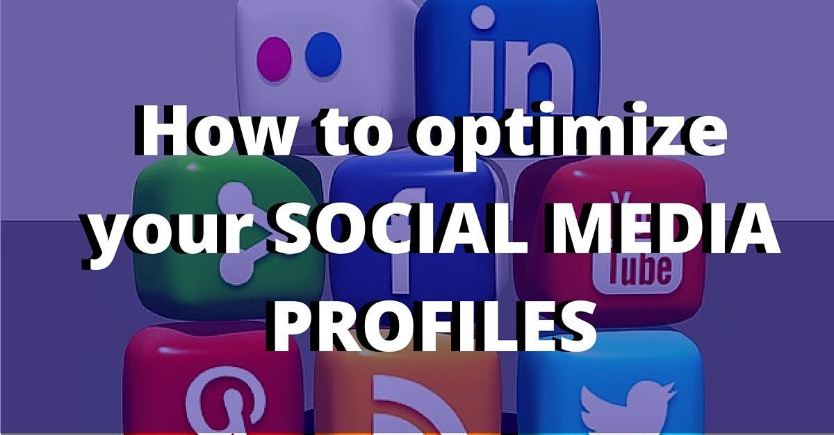 Potential employers observe socialmedia profiles. Learn