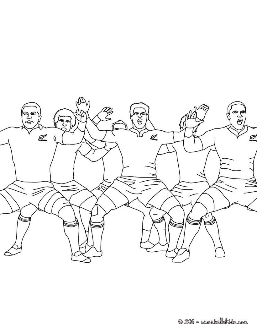 You Will Love This All Blacks Haka Coloring Page Get Them For Free In Rugby World Cup Coloring P Coloring Pages Sports Coloring Pages Printable Coloring Pages