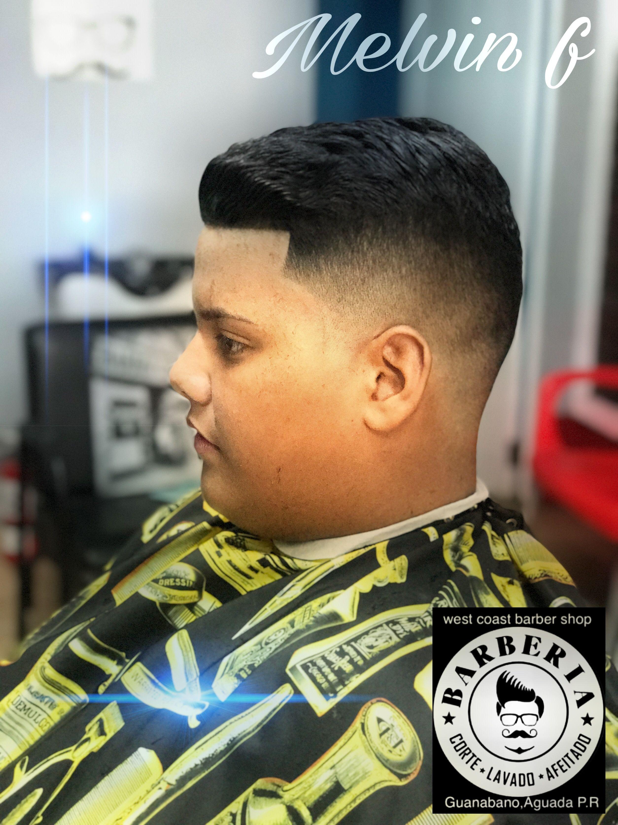 West Coast Barber Shop Aguada Puerto Rico Men Hair Style