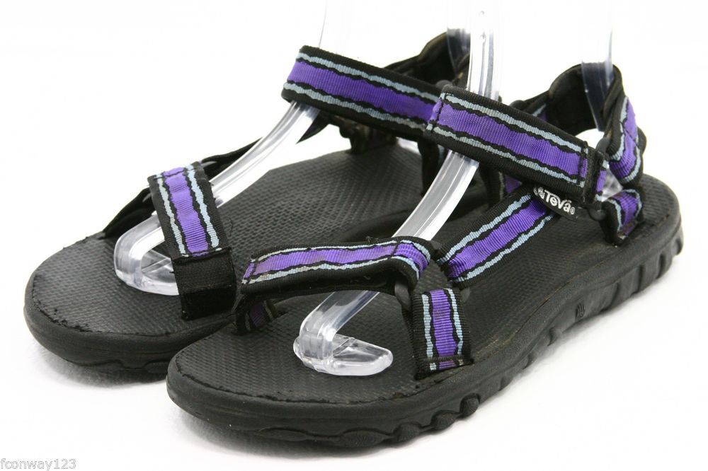 a6bc9b3de7fc6 Teva STORM Sandals womens size 10 water river sport shoes PURPLE adjustable  1536  Teva  SportSandals  eBay