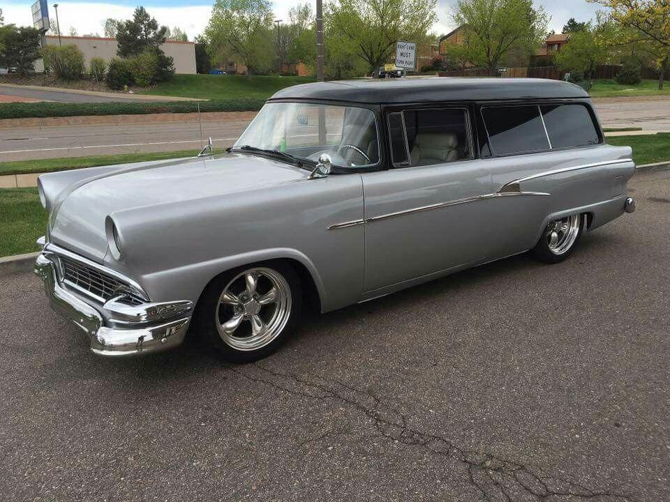 1956 Ford Station Wagon Station Wagon Wagon Car Model