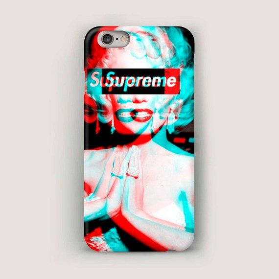 c42735d680d Supreme iPhone 7 Case, Marilyn Monroe iPhone 6 Plus Case, Phone Case, iPhone  5 Case, Galaxy S6 Case,. Find this Pin and ...
