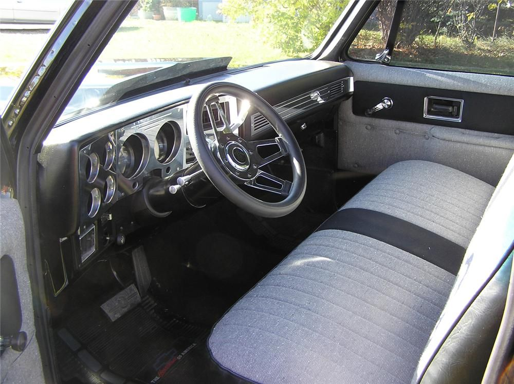 1982 ford f100 interior parts - Chevy truck interior accessories ...