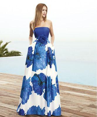 Vestidos Largos De Fiesta 23 Fantástica Ideas De Moda