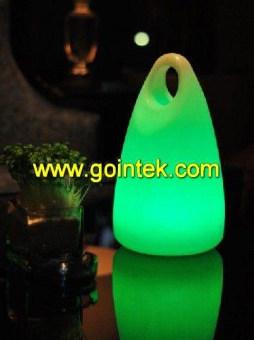 plastic led table lamp decorative led street light skype