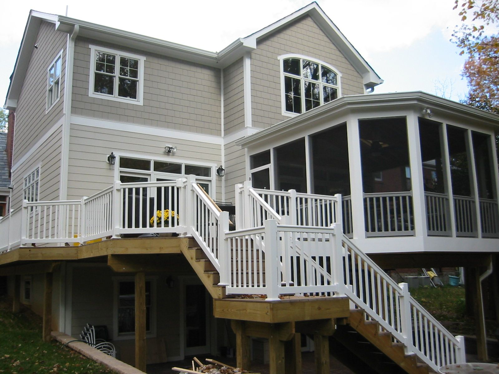 Colonial Remodeling james hardie siding installedcolonial remodeling | james