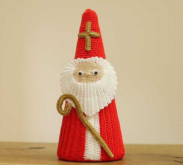 Ravelry: Santa Claus Amigurumi (free) pattern by Chinami Horiba ...