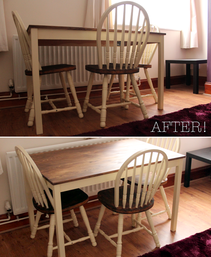 Awesome Upcycled Dining Room Table Home Design Ideas