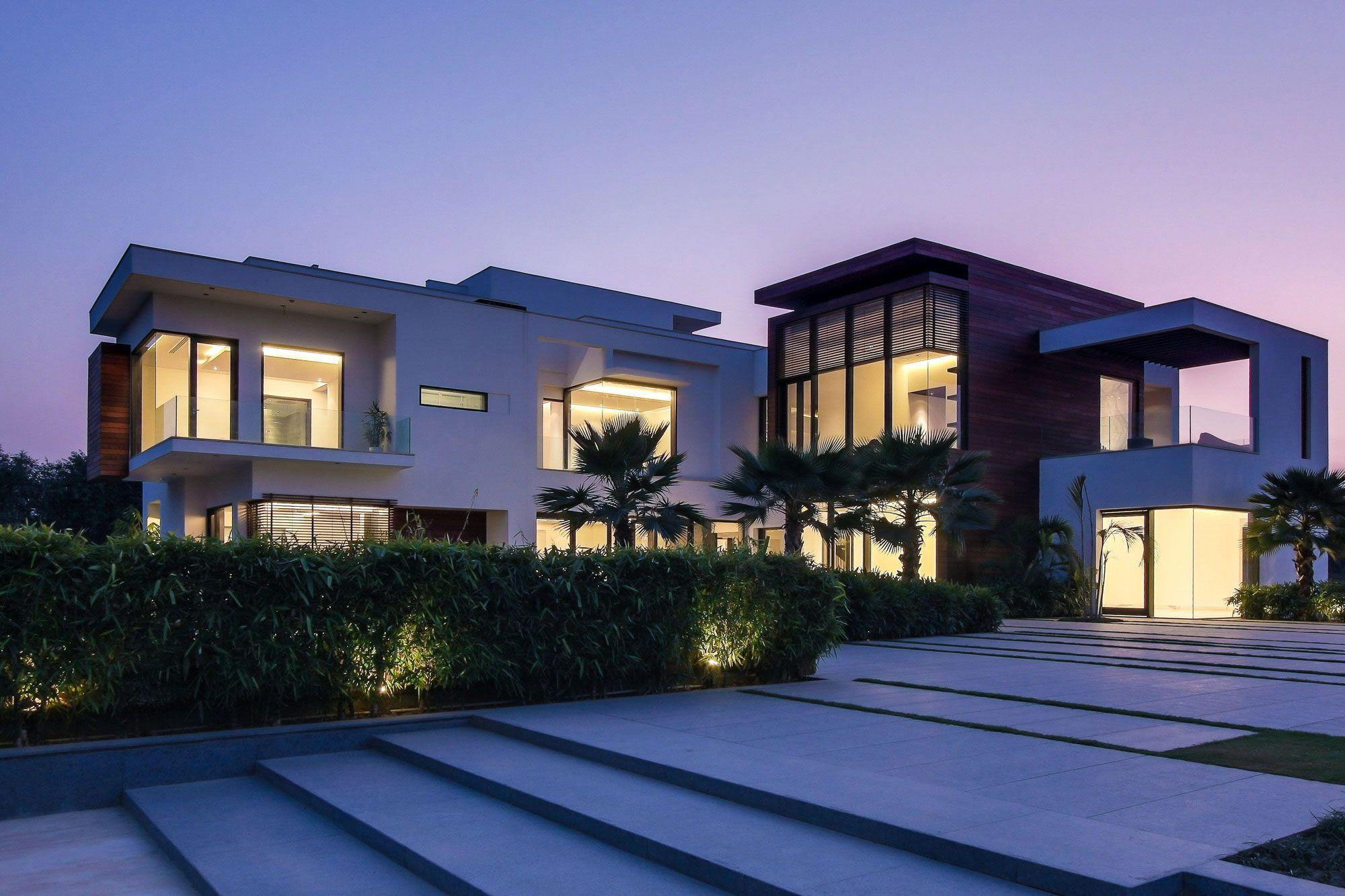 exterior design - Architecture Design For Home In Delhi