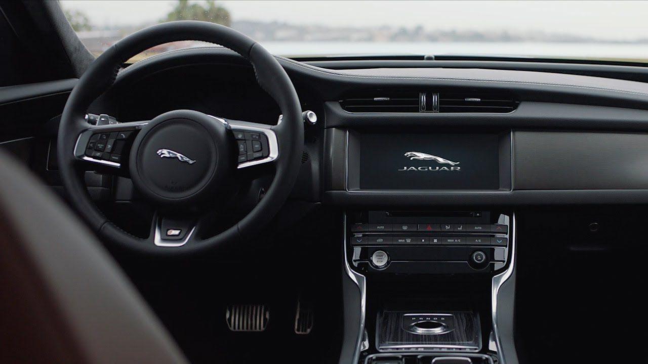 Jaguar XF Sportbrake 2018 Interior Design Detail