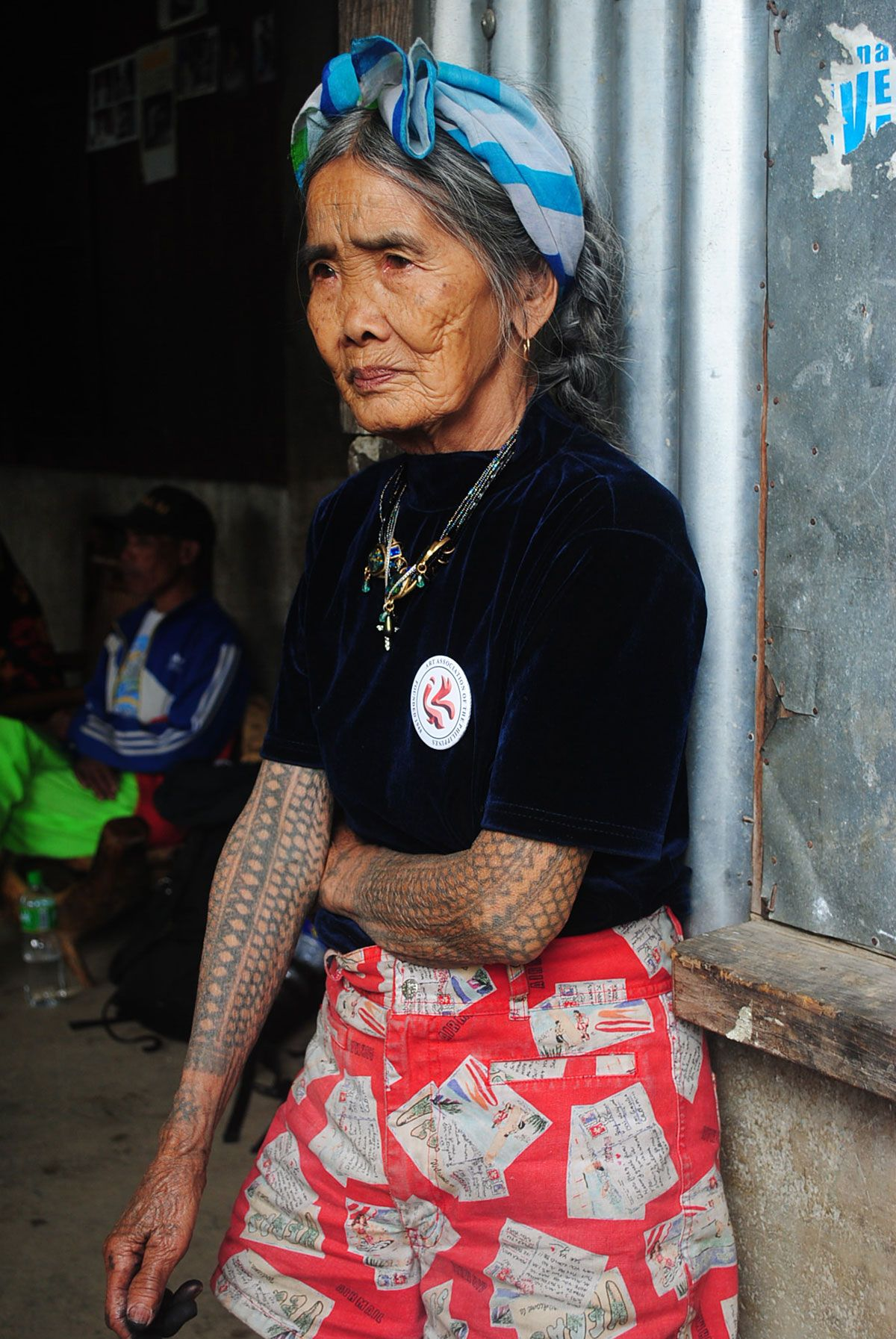 95 Best Justice Images On Pinterest: 95-Year Old Tattoo Artist From The Philippines …