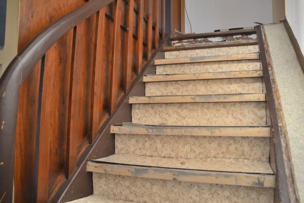 Treppe Neu Machen