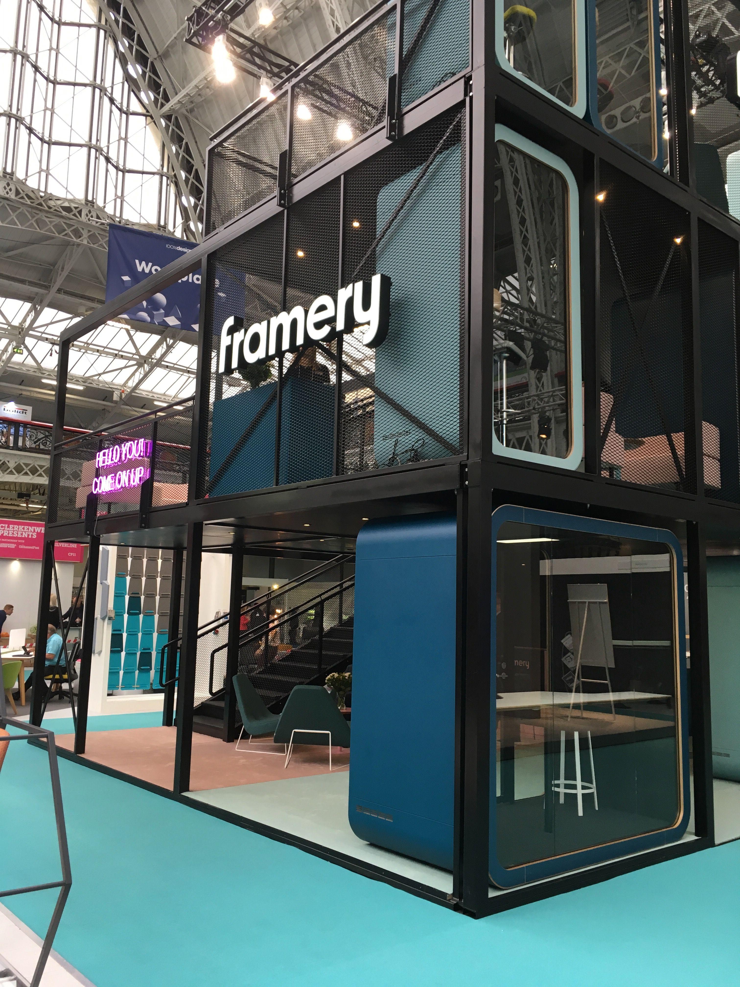 100 percent design 2017 at london design festival creating happy 100 percent design 2017 at london design festival creating happy offices sound proof acoustic malvernweather Images
