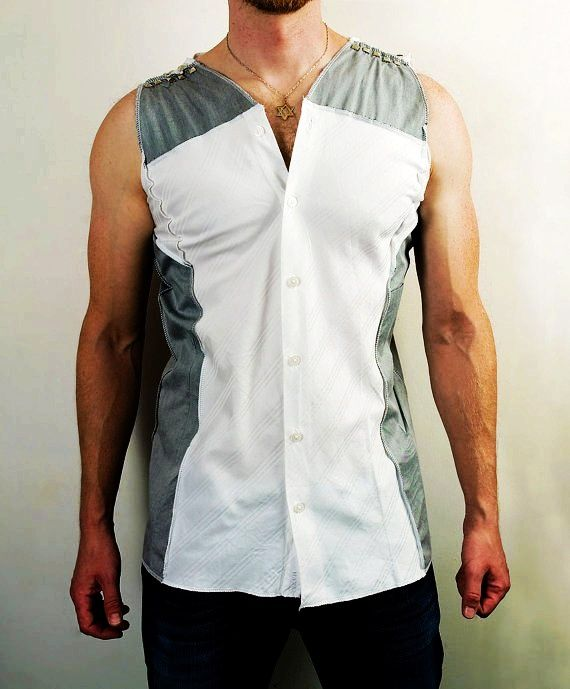 30++ Sleeveless dress shirt ideas