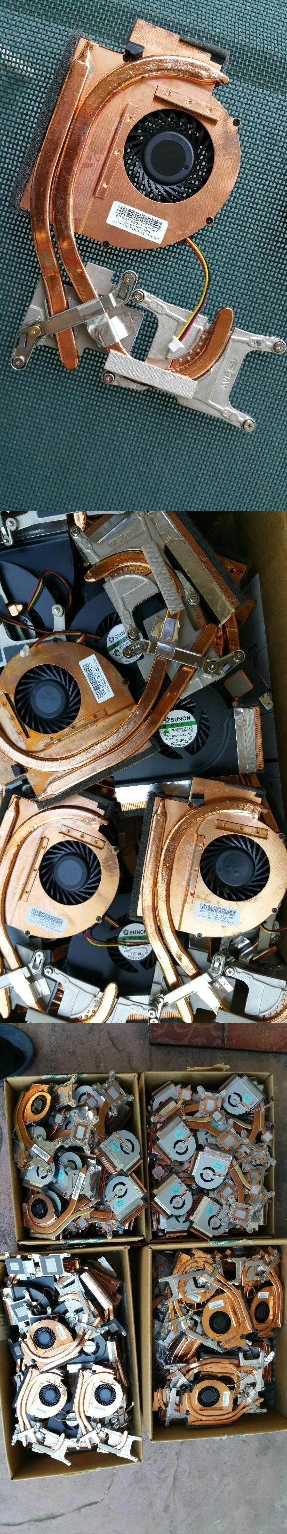 CPU Fans and Heat Sinks 131486: New Oem Lenovo Thinkpad T510