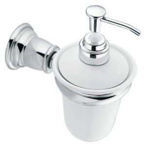 skate shoes super specials reasonably priced Moen YB5466CH Kingsley Soap and Lotion Dispenser (Chrome ...