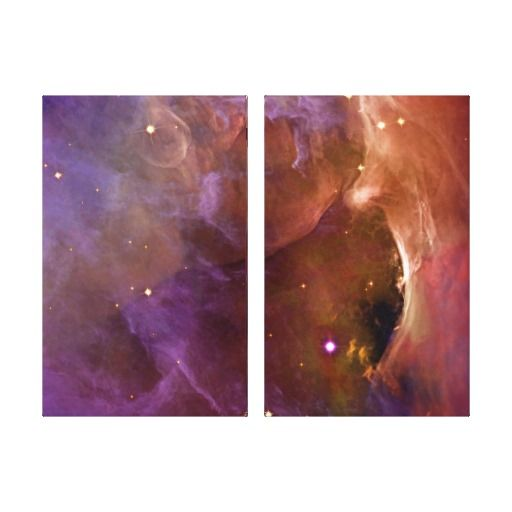 Orion Nebula thousands of stars. The earliest depiction that has been linked to the constellation of Orion is a prehistoric mammoth ivory carving found in a cave in the Ach valley in Germany in 1979. It is one of the most loved space images.