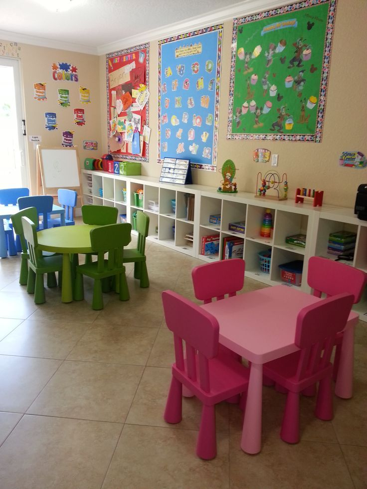 La guarder a infantil academia decoraciones de for Diseno curricular jardin maternal