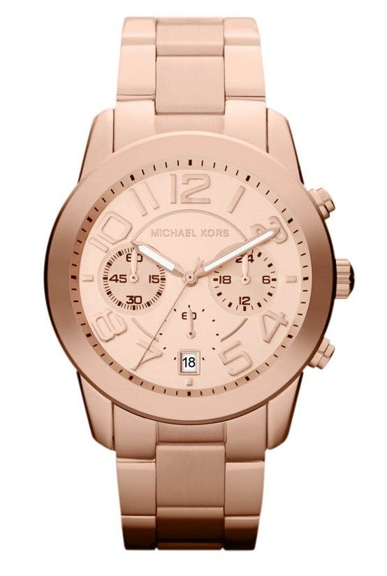 c1f24101153cb Relógio MICHAEL KORS MK5727 (feminino) Rose Dourado MK 5727