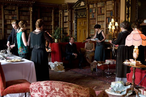 Five Faves From Downton Abbey