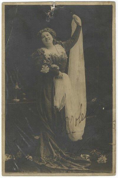 Ester Mazzoleni as Gioconda