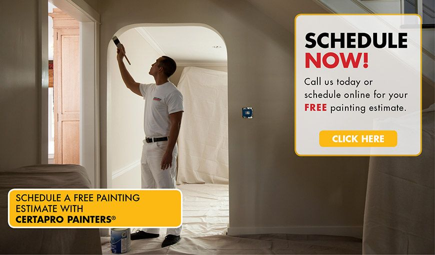 certapro is a team of commercial house painting contractors
