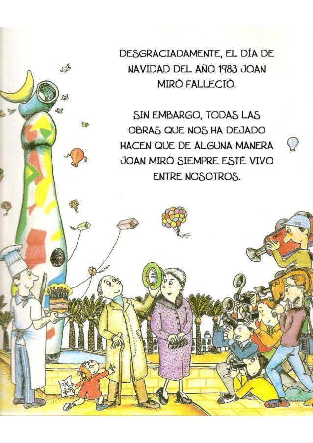 10 Ideas De Miro Joan Miró Para Niños Joan Miró Niños Arte