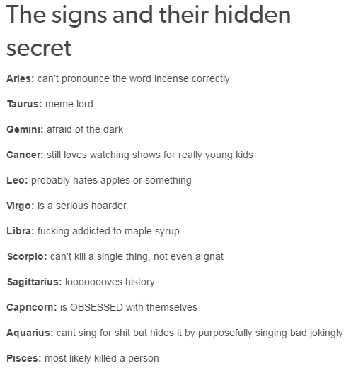 Well It S True About History I Am Going To Study History Of Art Plus Archeology Sagittarius Zodiac Signs Aquarius Zodiac Signs Taurus Zodiac Sign Traits