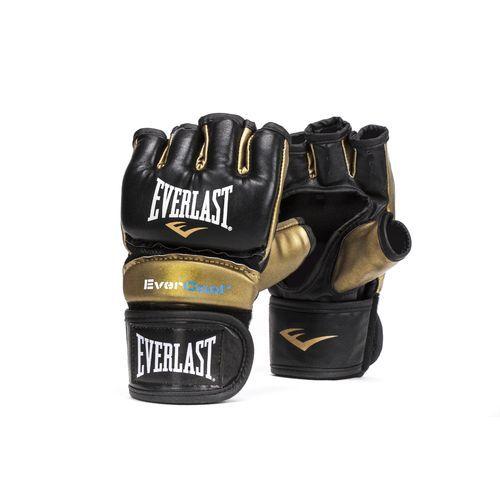 Everlast™ EverStrike™ Training Gloves Black/Gold - Boxing