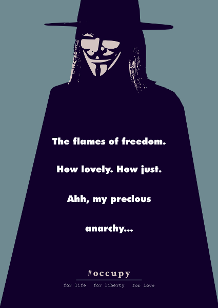 V For Vendetta Quotes Captivating V For Vendetta  Liberty  Pinterest  Movie Anonymous And Films