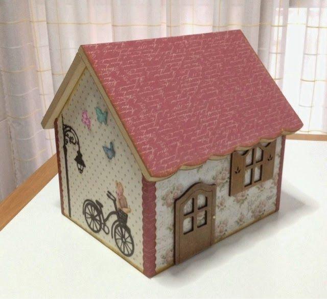 Los detalles de Loli: Casa-Caja de Dayka Trade | Dayka | Pinterest ...