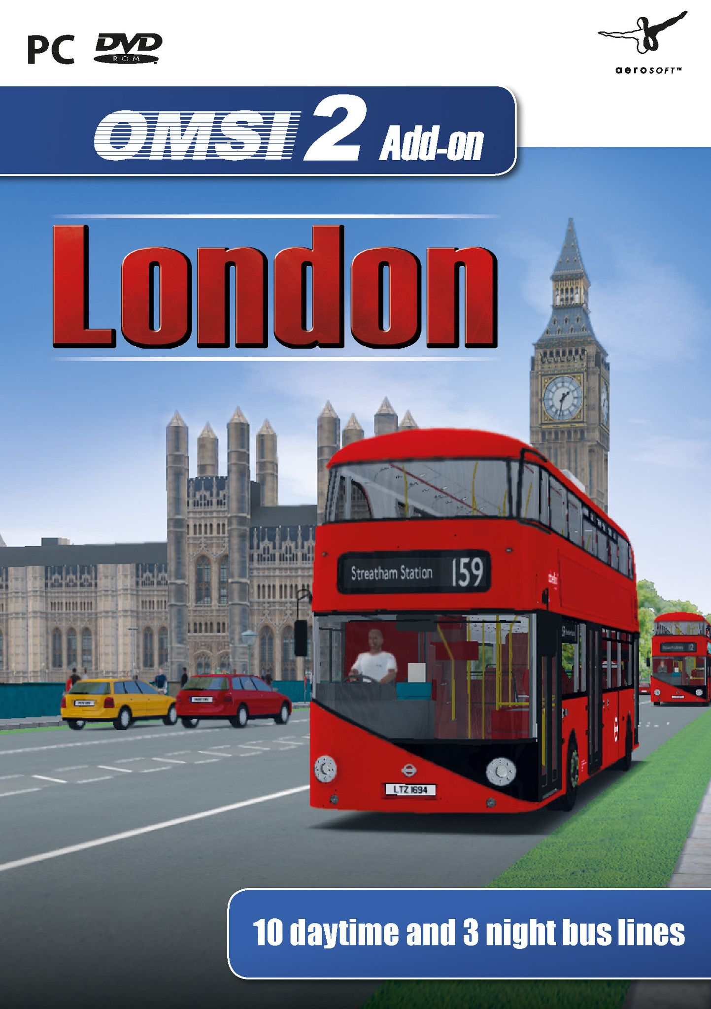 OMSI 2 - Add-on London - Available 21st October – Excalibur