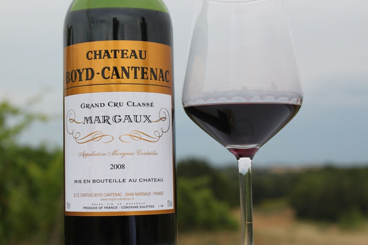 Boyd Cantenac The Wine Buffs Say That It Consistently Fails To Deliver But It Has My Name On It So It S Good Enough For Me