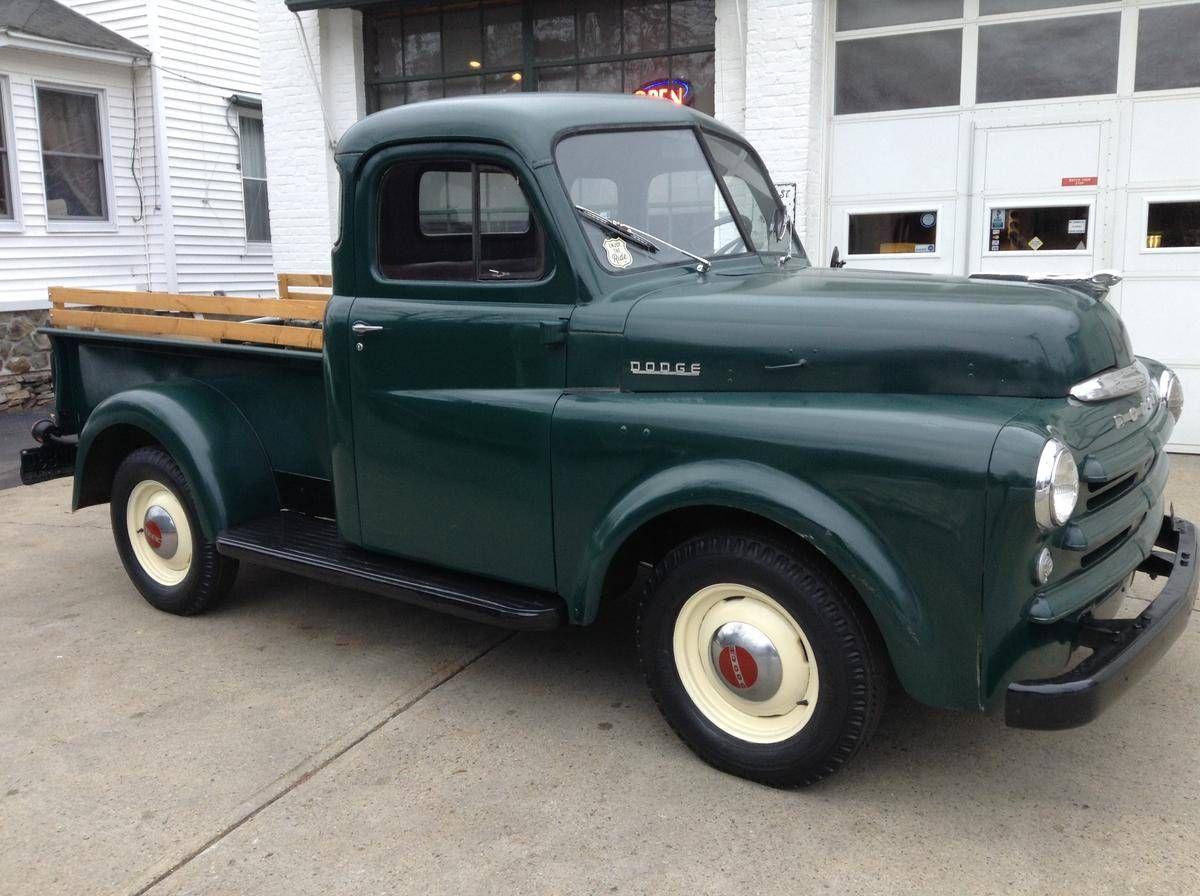 1950 dodge b 5window pickup all original pickups panels vans original pinterest. Black Bedroom Furniture Sets. Home Design Ideas