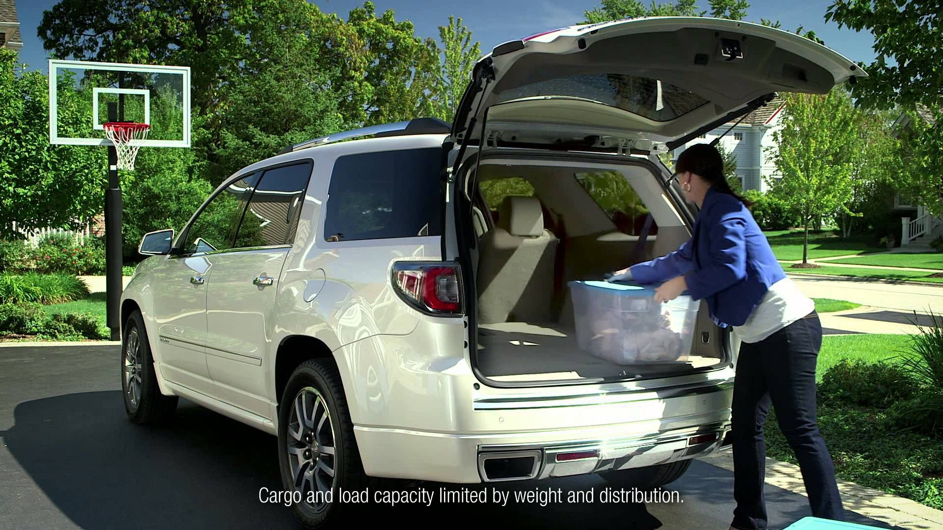 Inside The Amazing Gmc Acadia Denali See For Yourself At Joe Ball Gmc In Pittsburgh Pa With Images Gmc Acadia Denali Acadia