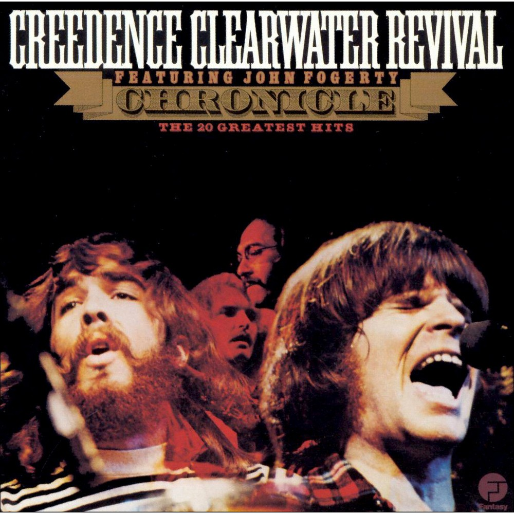 ccr creedence clearwater revival chronicle vol 1. Black Bedroom Furniture Sets. Home Design Ideas