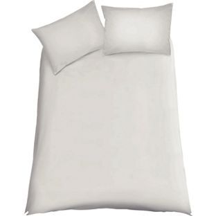 Colourmatch Super White Bedding Set Double At Argos Co Uk Visit