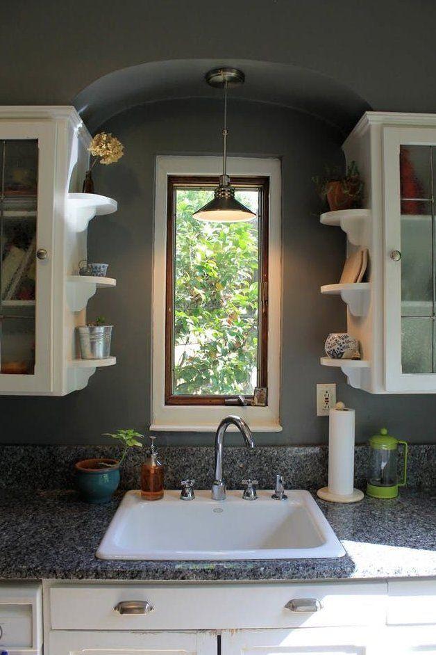 25 Creative Small Kitchen Storage Ideas to Maximize Your Space #kitchenstorageideas