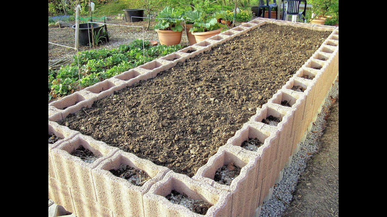 Hochbeet Selber Bauen Youtube Garten Hochbeet Hochbeet Und Garten