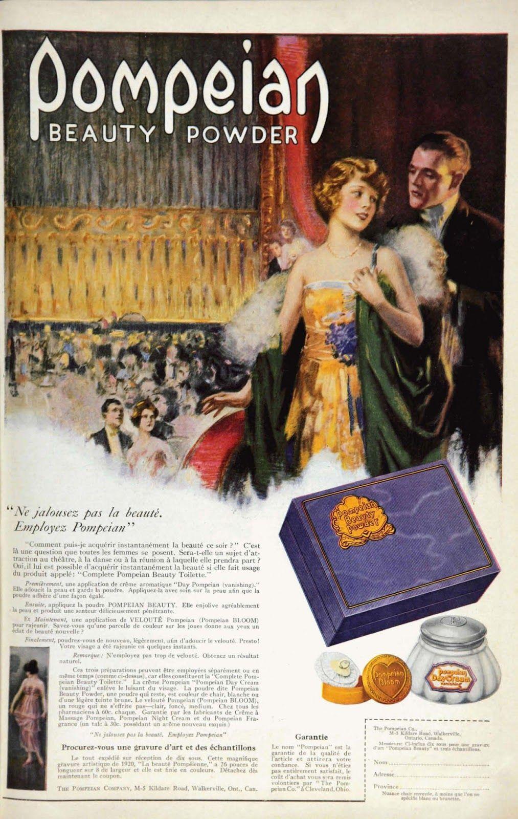 Publicités anciennes (Vintage ads)
