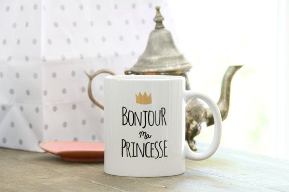 Provence So Bonjour Avec MugMug En Ma Inscription Illustré H2DI9WE