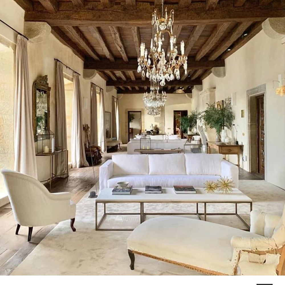 Beautiful Country Living Room Country House Decor Home Mediterranean Living Rooms