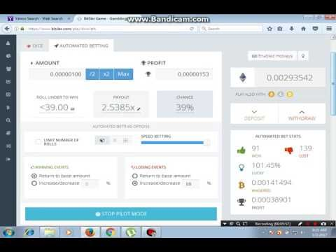 How to make money tradeing etherium and bitcoin