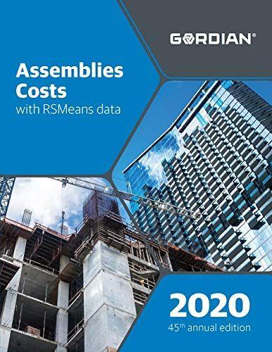 Download Pdf Assemblies Costs With Rsmeans Data 60060 Free Epub Mobi Ebooks Free Ebooks Download Free Books Download Download Books