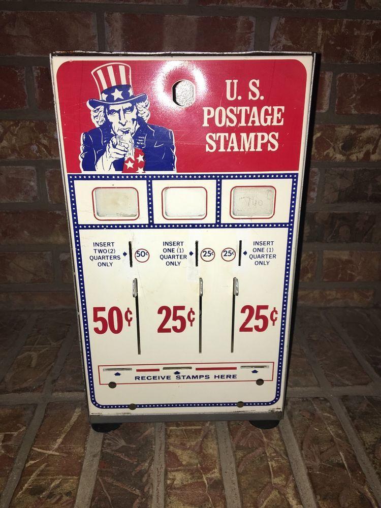 Details About Vintage Hilsum Postal Postage Service Stamp