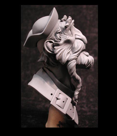 Pirate 4 Sculpting Clay Sculpture Art Sculpting