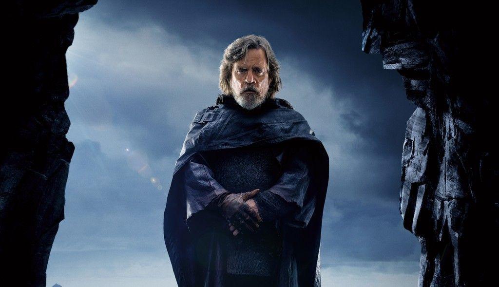 Luke Skywalker Star Wars The Last Jedi Movie 2017 5k