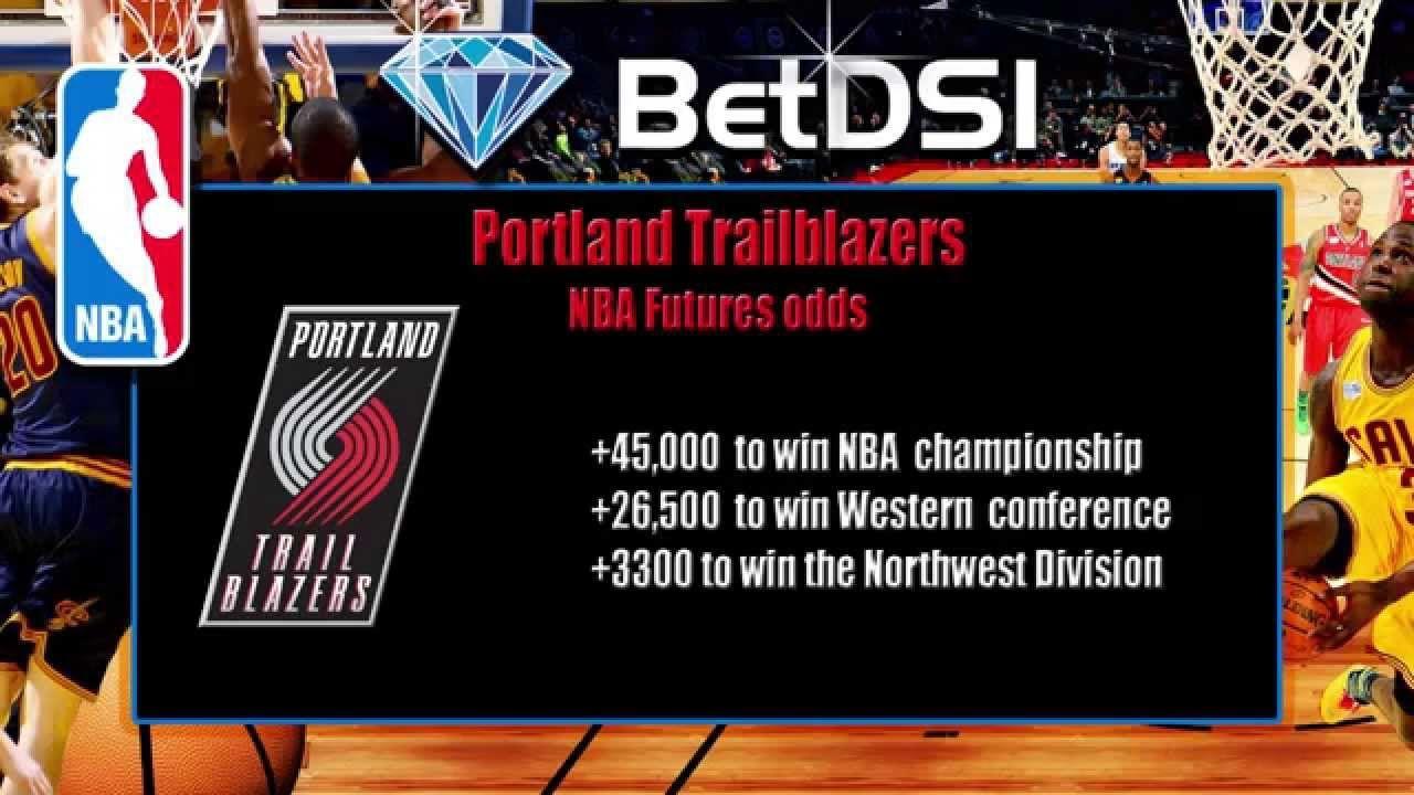 Portland Trailblazers Odds 2016 NBA Team Preview and